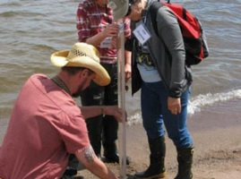 Master Naturalists using monitoring tools to assess Lake Superior water quality